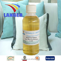 Textile Auxiliary Agent Wetting Agent for Mercerization C-40