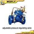 el gas propano regulador de vacío de la válvula