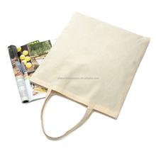 nylon foldaway blank shopping bag/organic cotton canvas diaper bag