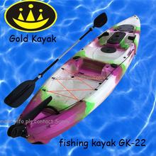 Sit on Fish kayak of Gold kayak Brand