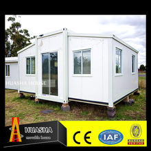 good quality movable container house with 40 foot used container