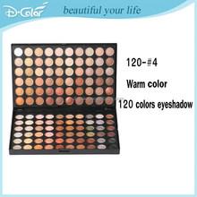 120 Warm color eyeshadow beautiful your life eyeshadow