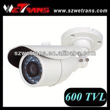 "WETRANS TR-SR321M 1/3"" Digital CMOS with IR cut 600TVL waterproof outdoor security dome camera housing"