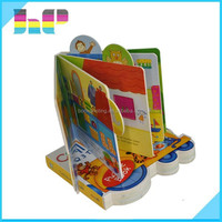 Printing High quality Coloring Children Book,Pop Up Children Book China Printing Service
