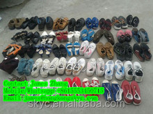Second hand shoes bulk wholesale used leather and sports shoes for men