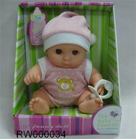 Fashion hot sale for crying silicone baby doll for sale