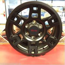 2015 new high quality replica 4*4 aluminium wheels for BMW