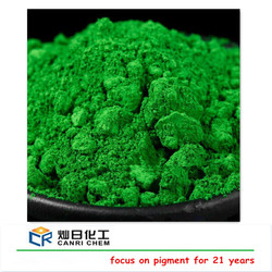 inorganic pigment green 5605 oxid and iron oxide green pigment for asphalt color