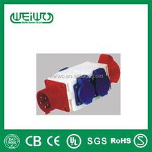 WL1605 High quality industrial plug ip56 power plug 16a 415v 3p n e