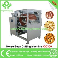 Horse Bean Cutter Machine
