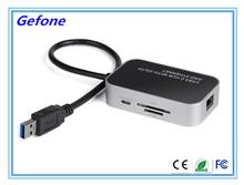USB 3.0 to 10/100/1000 Mbps Gigabit Ethernet RJ45 External Network Card Lan Adapter