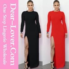 New design Hot Sexy bulk wholesale celebrity maxi dresses