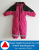 Yingjieli 2015 NEW Design Kids One Piece Snow Suits Kids Ski Overall