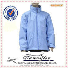 Sunnytex winter parka industrial windbreaker heated tape woman coat