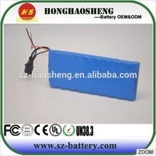 18v Battery Pack/18V 5s5p Power Tools Battery Pack/18v 10ah rechargeable battery pack
