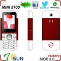 Мир самых продаваемых продуктов мини 5700 цены мобильных телефонов в дубае