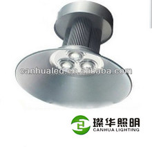 Updated high bright aluminum white/warm white industrial led lamp high bays 120W