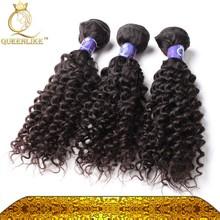Hair attachment high quality mongolian kinky curly hair