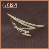 cz jewelry silver 925 ring shaped usb flash drive rose gold for wholesales