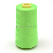 100% polyester/cotton yarn