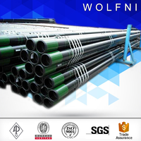 High quality oilfield casing prices / oil casing pipe