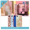 2015 hot sale UV print cartoon painting pc back cover case for iphone 4/5/5s