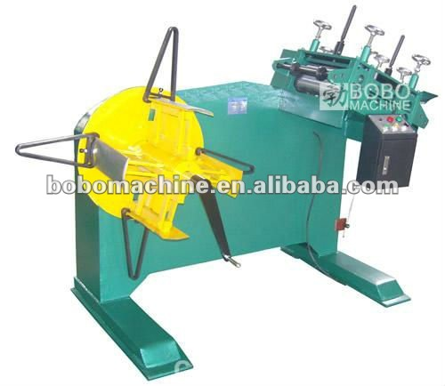 Automatic blanking machine with punching mould, View ...