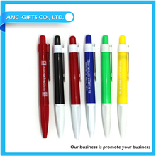 Factory directly sale ballpoint pen parts with custom logo