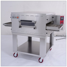 conveyor oven cooking