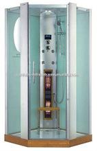 infrared steam shower cabin, steam bath with sauna