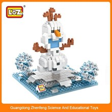 Hot new products for 2015 loz diamond block nano micro building block gift toy