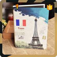 Special Design DIY Wholesale Photo Album with Custom Printing Paper Cover