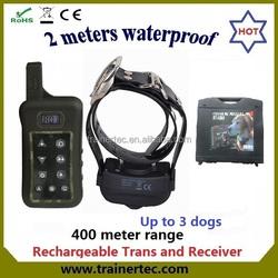 400Meter Multi-dog system electric dog collar training