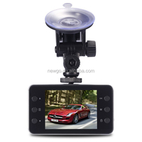 "2.4"" LCD 720P HD Night Vision Loop Recording Car Blackbox"