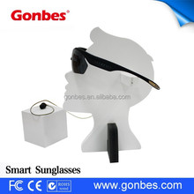 Hot new products for 2014 mp3 bluetooth sunglasses