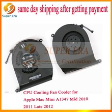 Genuine New CPU Processor Cooling Fan Cooler for Apple Mac Mini A1347 Fan Mid 2010 2011 Late 2012