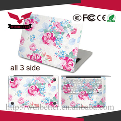 laptop skin/decorate sticker/computer cover
