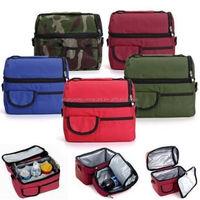 600D oxford electric cooler bag/canvas bag cooler /bag in box wine cooler