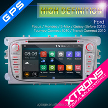 "PF71FSFA-S - Newest 7"" Android 4.4.4 OS Multi-Touch Screen Car DVD Player GPS navigation For Ford"