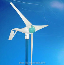 mini generatore a magnete permanente sul tetto verde marino turbina eolica per la casa