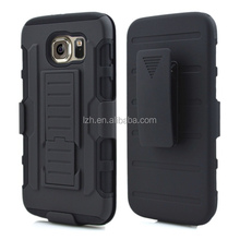 Military quality Armor Kickstand Case for Samsung Galaxy S6 G9200