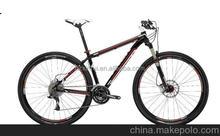 29er21 Speed Fork Suspension Aluminum Alloy Frame Carbon Fiber Mountain Bike