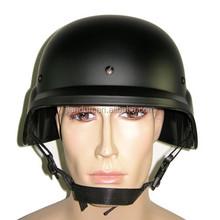 Airsoft Tactical M88 PASGT SWAT Plastic Military Helmet Black