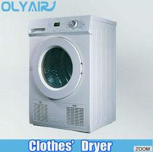 clase olyair una secadora de ropa 7kg con pantalla led de condensación de aire