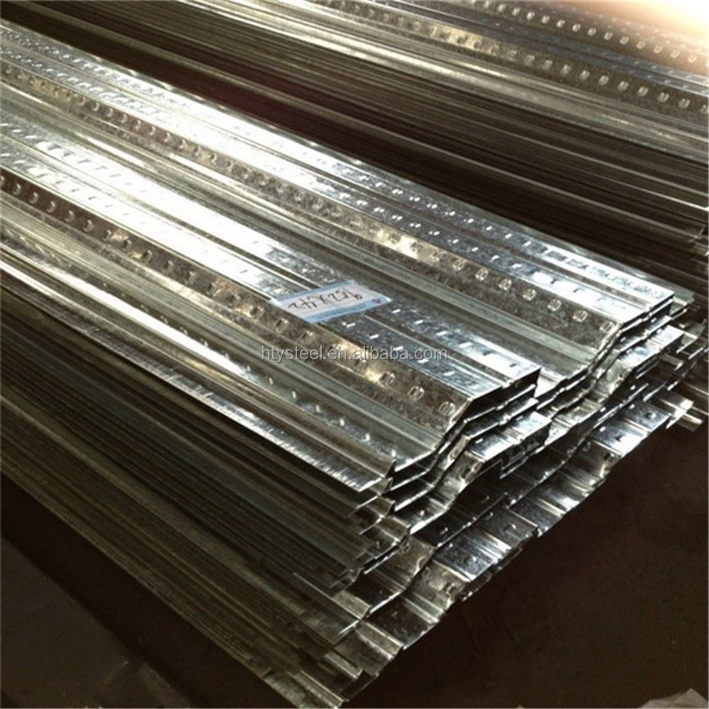 Yx76 344 688 hot dipped 10m length galvanized profiled for 6 metre lengths of decking