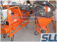 Electric plaster mortar fine concrete mixer with OEM services