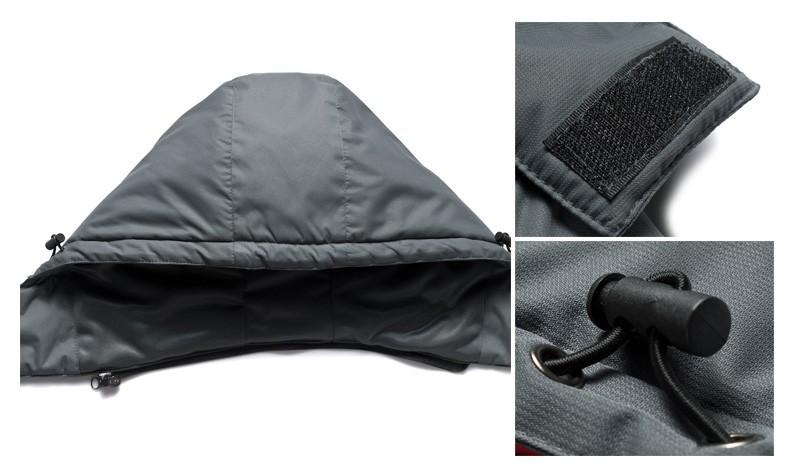 Мужские хлопок плюс бархат держать теплой ветрозащитной водонепроницаемой моды пальто открытый мужчин xxxl зимний куртка вниз & ветровки