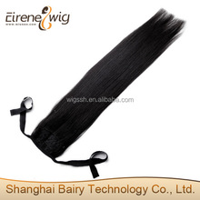 Eirene 2016 New Arrival Best Sale 100% Indian Human Hair Pony Tails