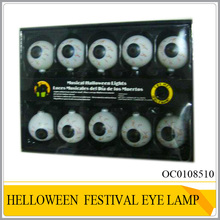 New cheap promotion halloween decorative string lights outdoor OC0108510