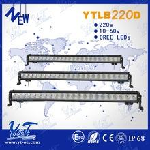 High bright modified car accessories 220w 12v auto led dome light roof tracror head lamp